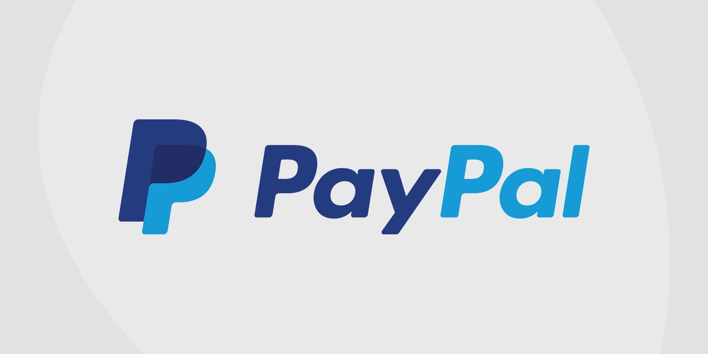 Payment processor Paypal logo