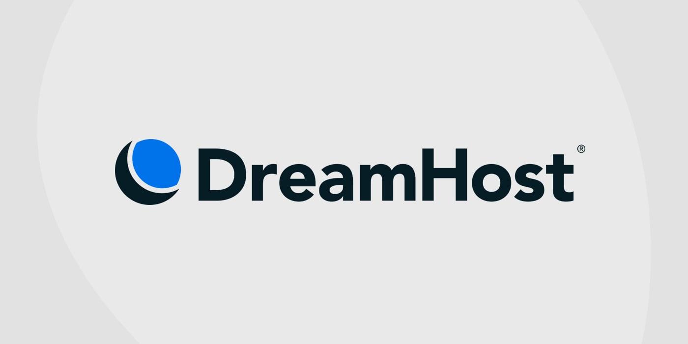 Dreamhost nonprofit hosting logo