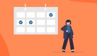 Email marketing calendar basics and advice for nonprofits