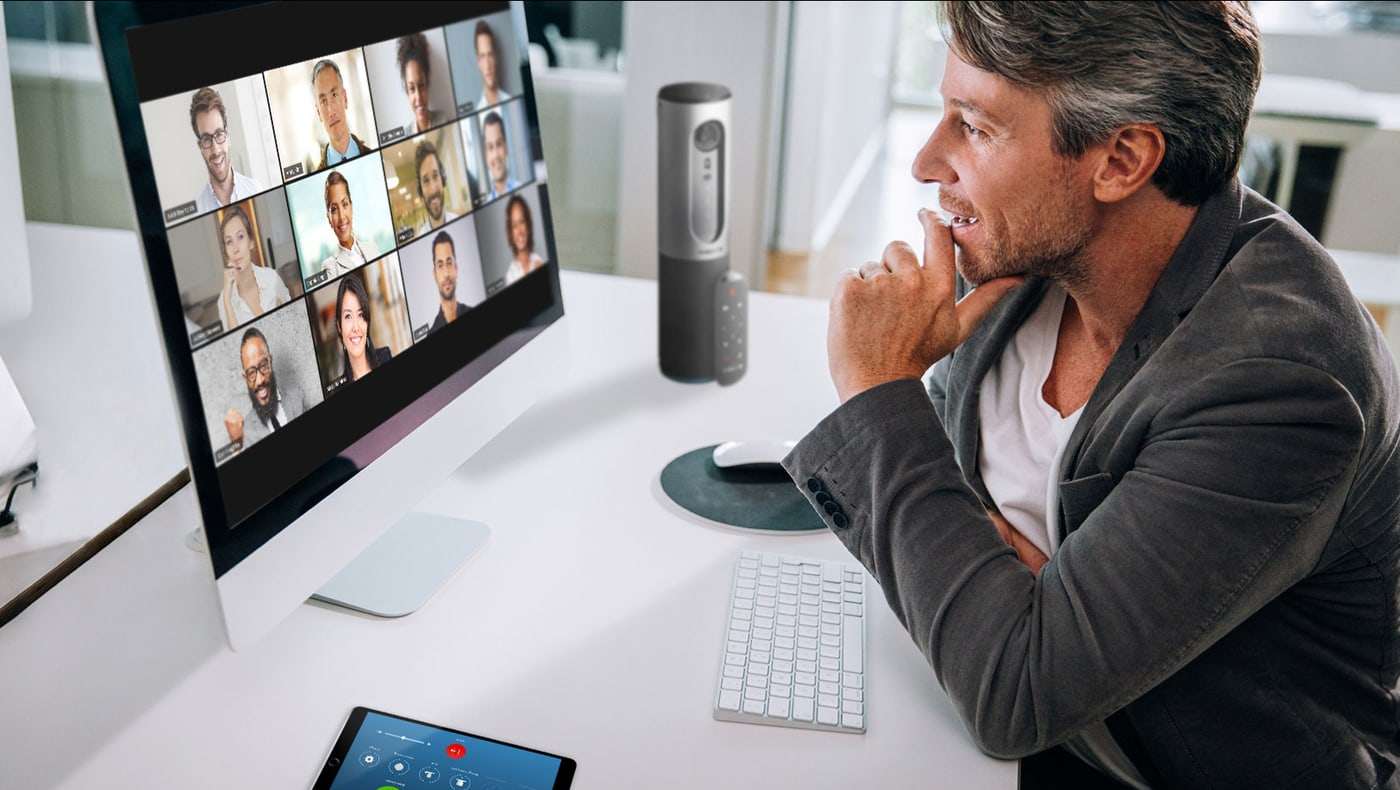 Zoom for virtual meetings