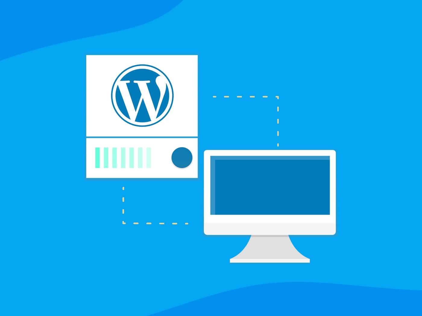 WordPress managed web hosting
